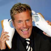 Hätte Dieter Bohlen sich die Schuhe besser mal vor die Augen gehalten ...