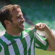 Sehnsucht? - Keine Spur! So glücklich ist Rafa in Spanien (Foto)