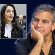 George Clooney fühlt sich wie ein Idiot (Foto)