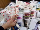 3,5 Millionen illegale Pillen wurden kürzlich vom Zoll sichergestellt. (Foto)