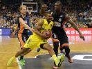 Basketball Bundesliga 2015/2016 Saison-Auftakt