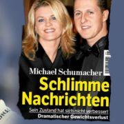Klatschblatt schockt mit dieser Schumi-News (Foto)