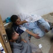 US-Jets bombardieren versehentlich Klinik - 19 Tote (Foto)