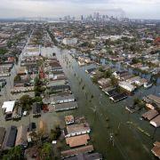 Katastrophenalarm: Osten der USA ertrinkt im Regen (Foto)