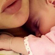 Kuscheleinheiten und Mutterglück (Foto)