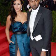 So steht es um ihre Ehe mit Rapper Kanye West (Foto)
