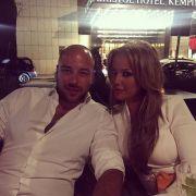 Kim Gloss liebt angeblich Berliner Autohändler (Foto)