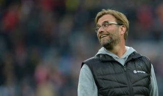 Jürgen Klopp soll einen Dreijahresvertrag in Liverpool erhalten. (Foto)