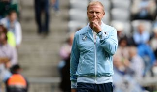TSV 1860 München Trainer Torsten Fröhling ist offenbar seinen Job los. (Foto)
