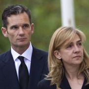 Schwester des spanischen Königs wird angeklagt (Foto)