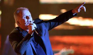 Auch Herbert Grönemeyer wird beim großen Flüchtlingskonzert performen. (Foto)