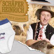Bauer Heinrichs Schäfchen-Schlüpfer für 3,99 Euro (Foto)