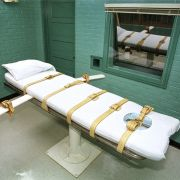 Wegen acht Dollar: 35-jähriger Mörder stirbt durch Giftspritze (Foto)