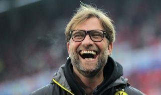 Angeblich soll Kloppos Wechsel zum FC Liverpool feststehen. (Foto)