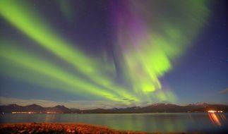 Am 08.10.2015 sind Polarlichter über Deutschland möglich. (Foto)