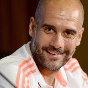 Geht der Erfolgs-Trainer ab nächsten Sommer zu Manchester City? (Foto)