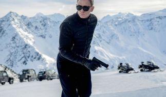 """Daniel Craig: Zumindest in """"Spectre"""" ist er noch einmal als James Bond zu sehen. (Foto)"""