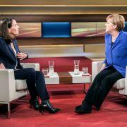 #WirSchaffenDas: So reagiert Deutschland auf das Merkel-Interview (Foto)