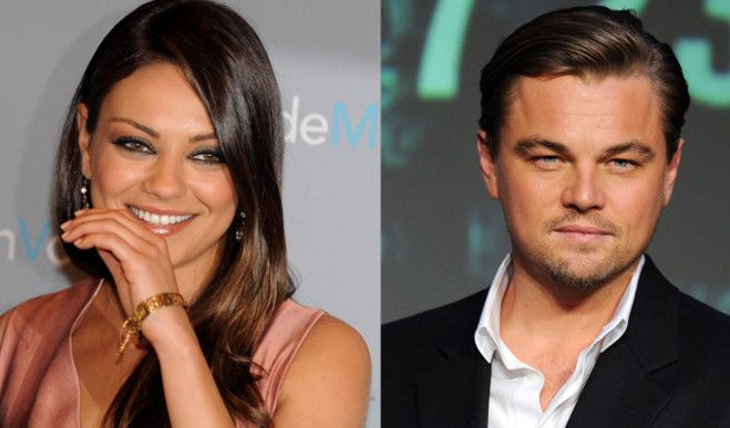 Leonardo DiCaprio, Mila Kunis und Co.
