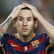 22 Monate Haft gefordert! Lionel Messi angeklagt (Foto)