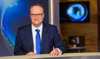 """Oliver Welke präsentiert am Freitagabend wieder den satirischen Wochenrückblick der ZDF """"heute-show"""". (Foto)"""