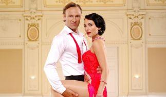 """Bernhard Bettermann und Mimi Fiedler sind bei """"Stepping Out"""" im Halbfinale ausgeschieden. (Foto)"""