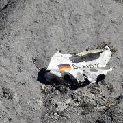 Germanwings-Absturz: Angehörige einigen sich auf Millionenklage (Foto)