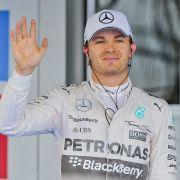 Ergebnisse Nico Rosberg muss im Russland-GP aufgeben (Foto)