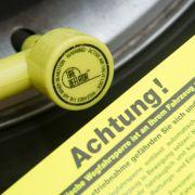 Ventilwächter lassen GEZ-Muffeln die Luft aus den Reifen (Foto)