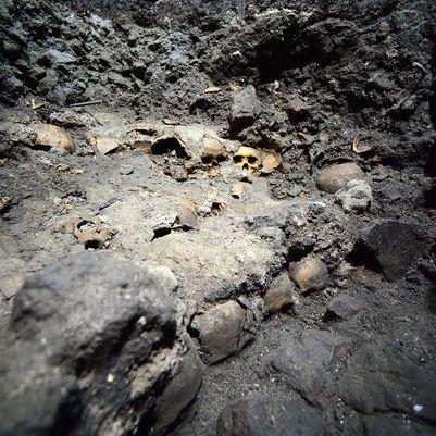 Kannibalen massakrieren spanische Soldaten (Foto)