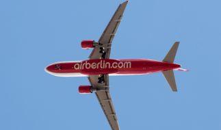 Europäische Fluggesellschaften wie AirBerlin meiden bereits den Luftraum über Syrien. (Foto)