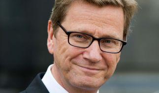 Guido Westerwelle im Jahr 2013. (Foto)