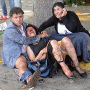 Wer steckt Hinter dem Anschlag von Ankara? (Foto)