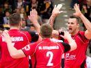Wieder unterlagen die deutschen Volleyball-Männer den Bulgaren. Aus der Traum von einer EM-Medaille. (Foto)