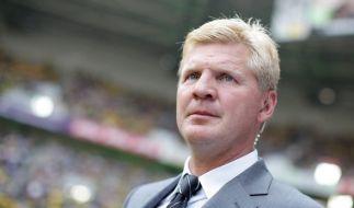 Stefan Effenberg soll den Trainer-Posten vom SC Paderborn übernehmen. (Foto)