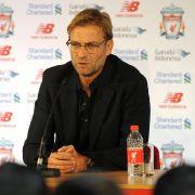 Erstes Training in Liverpool mit nur 9 Spielern (Foto)