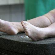 Horror-Vorstellung: Vermeintlicher Toter erwacht kurz vor Autopsie (Foto)