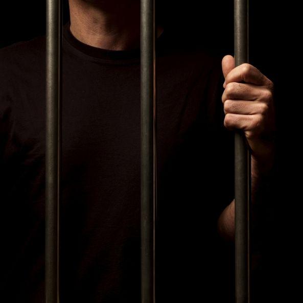 Im Knast vergewaltigt: Mörder vergeht sich an Mithäftling (Foto)