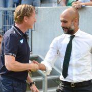 Diese Bundesligatrainer kannte man schon als Spieler (Foto)