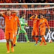 Riesige Enttäuschung für die Niederlande - Das EM-Aus in der Gruppenphase! (Foto)