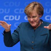 """""""Merkel entthronen"""": CDU-Basis lehnt sich gegen Kanzlerin auf (Foto)"""