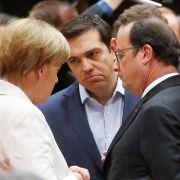 Alexis Tsipras fordert Extra-Millionen von Merkel (Foto)