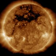 Bringt die Sonneneruption Polarlichter über Deutschland? (Foto)