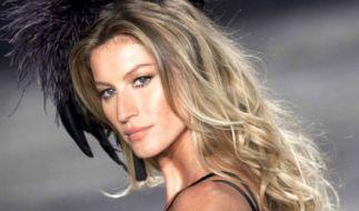 Nach 20-jähriger Modelkarriere folgt nun der Bildband von Gisele Bündchen. (Foto)