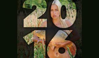 Sexy Karpfenkalender 2016 (Foto)
