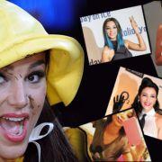 Ihre 10 peinlichsten Bilder - So frivol zeigt sie sich ihren Fans (Foto)