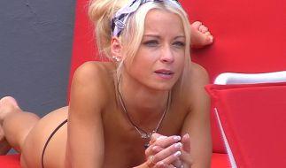 Im Big Brother Haus startete Mia Julia richtig durch. (Foto)