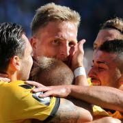 VfB Stuttgart 2 gewinnt gegen Stuttgarter Kickers 2:1 (Foto)