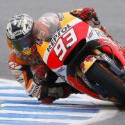 Rasante Aufholjagd von Marquez, Rossi verliert Punkte (Foto)