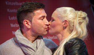 Daniela Katzenberger und Lucas Cordalis sind offenbar verlobt. (Foto)